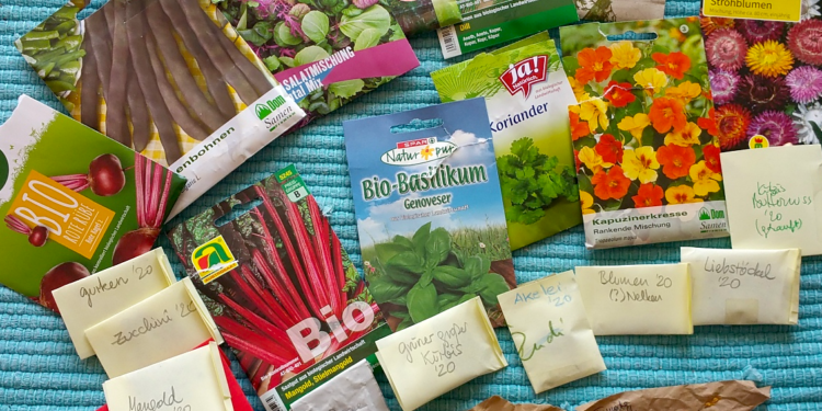 Gartenpraxis: Anbauplanung